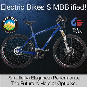 New SIMBB Electric Bike