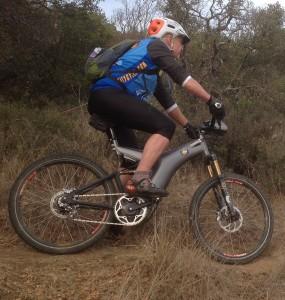 E bike Testimonial