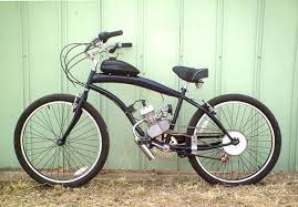 motorized bicycle