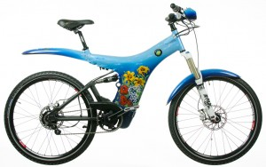 Womens R8 Electric Bike