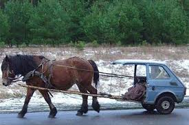 Modern One Horsepower Car